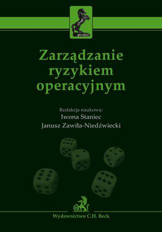 Okładka książki/ebooka Zarządzanie ryzykiem operacyjnym