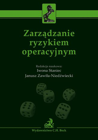 Okładka książki Zarządzanie ryzykiem operacyjnym