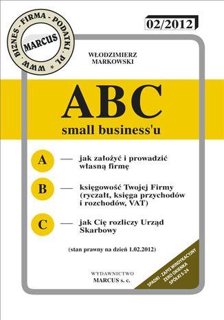 Okładka książki ABC small business'u 2012