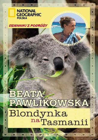 Okładka książki Blondynka na Tasmanii