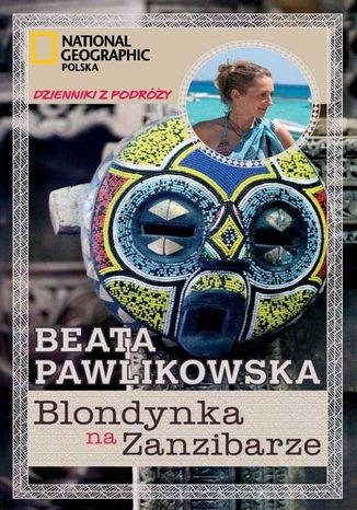 Okładka książki Blondynka na Zanzibarze