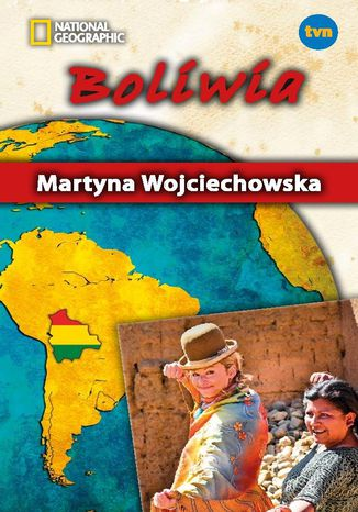 Okładka książki/ebooka Boliwia. Kobieta na krańcu świata