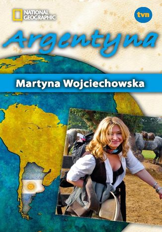Okładka książki/ebooka Kobieta na krańcu świata. Argentyna