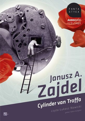 Okładka książki Cylinder van Troffa