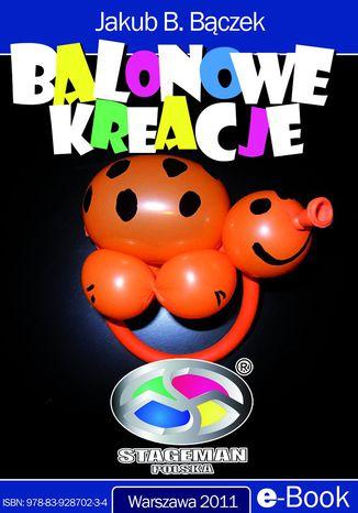 Okładka książki/ebooka Balonowe Kreacje