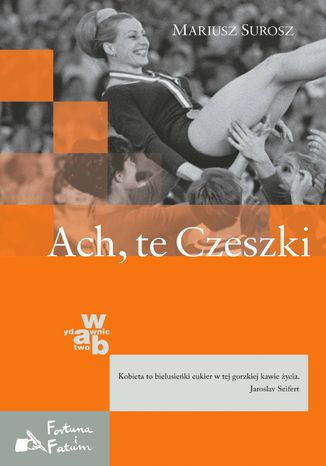 Okładka książki/ebooka Ach, te Czeszki