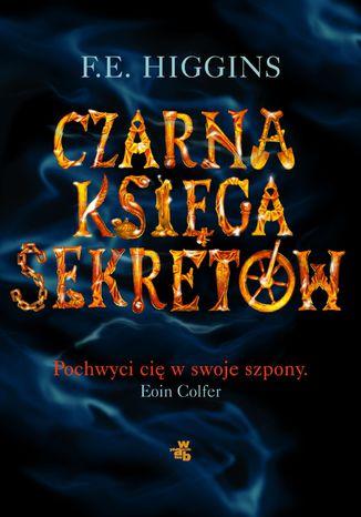 Okładka książki/ebooka Czarna Księga Sekretów