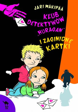 Okładka książki Klub Detektywów