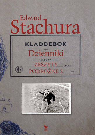 Okładka książki Dzienniki. Zeszyty podróżne 2
