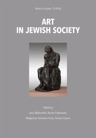 Okładka książki/ebooka Art in Jewish society