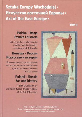 Okładka książki Sztuka Europy Wschodniej. Tom 2