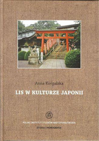 Okładka książki Lis w kulturze Japonii