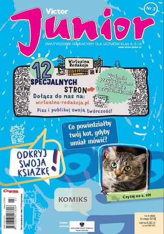 Ebook Victor Junior nr 3 (353) 8 lutego 2018