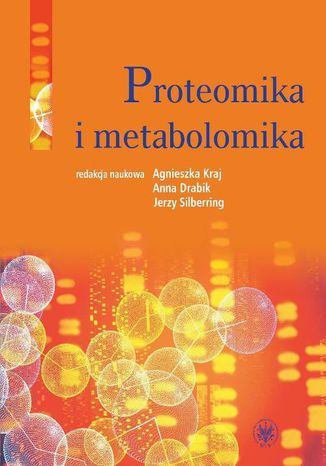 Okładka książki/ebooka Proteomika i metabolomika