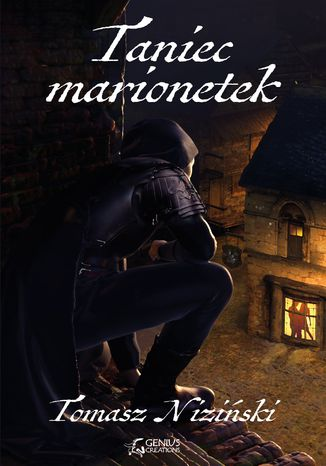 Okładka książki Taniec marionetek