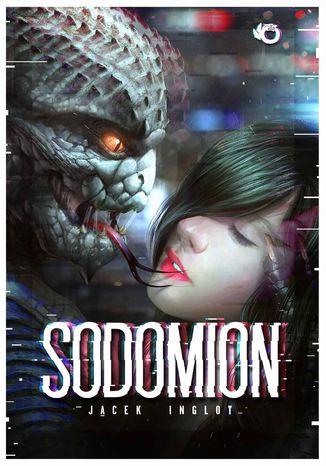 Okładka książki Sodomion