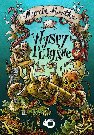 Okładka książki Wyspy Plugawe