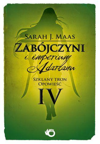 Okładka książki/ebooka Zabójczyni i imperium Adarlanu