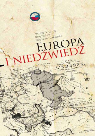 Okładka książki/ebooka Europa i Niedźwiedź