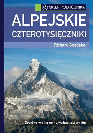 Okładka książki Alpejskie czterotysięczniki