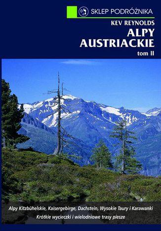 Okładka książki Alpy austriackie. Tom II
