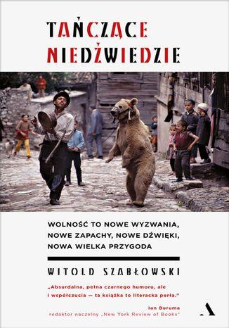 Okładka książki/ebooka Tańczące niedźwiedzie