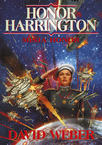 Okładka książki/ebooka Honor Harrington (#18). Misja Honor