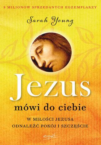 Okładka książki Jezus mówi do ciebie