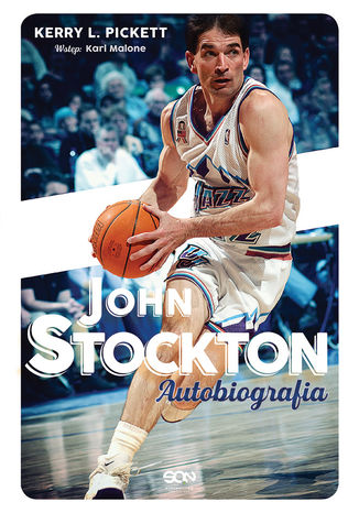 Okładka książki John Stockton. Autobiografia