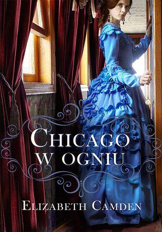 Okładka książki Chicago w ogniu