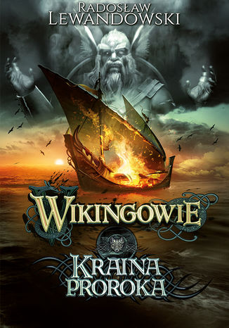 Okładka książki/ebooka Wikingowie. Kraina Proroka
