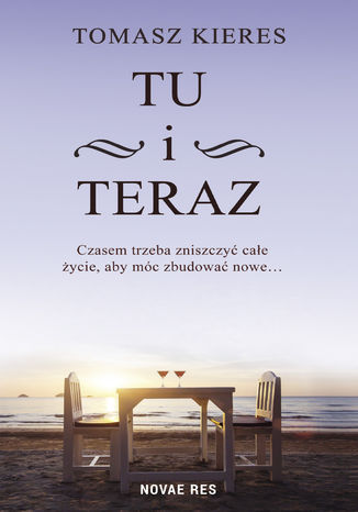 Okładka książki/ebooka Tu i teraz