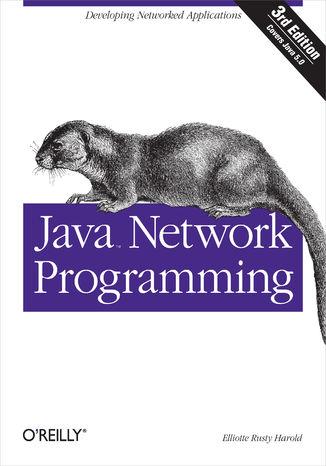 Okładka książki Java Network Programming. 3rd Edition