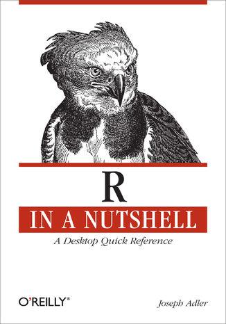 Okładka książki R in a Nutshell. A Desktop Quick Reference
