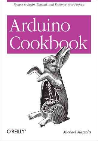 Okładka książki/ebooka Arduino Cookbook