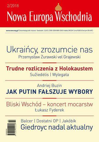 Okładka książki/ebooka Nowa Europa Wschodnia 2/2018