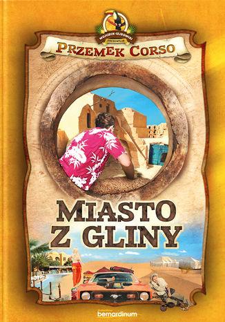 Okładka książki Miasto z gliny