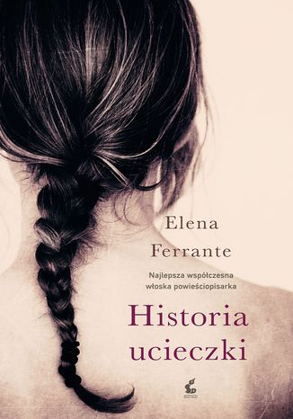 Okładka książki/ebooka Historia ucieczki