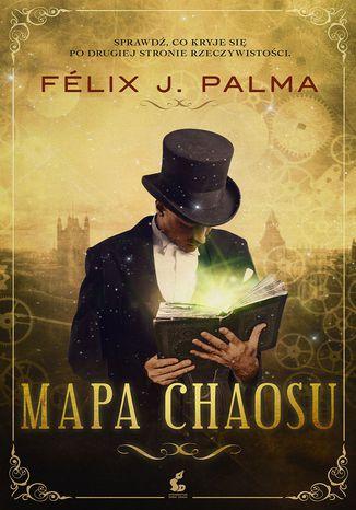 Okładka książki/ebooka Mapa chaosu