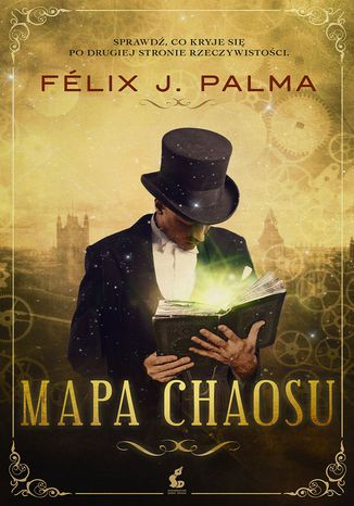 Okładka książki Mapa chaosu