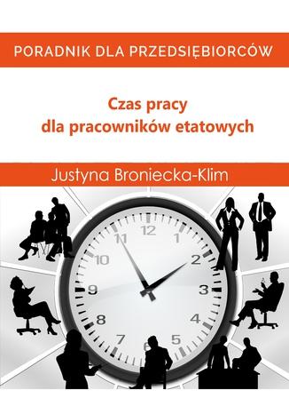 Czas pracy dla pracowników etatowych