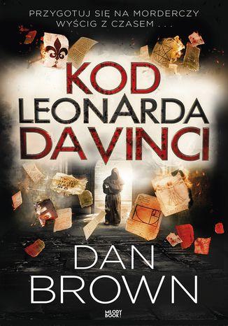Okładka książki Kod Leonardo Da Vinci