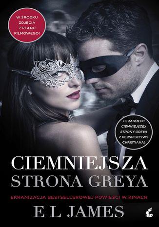 Okładka książki/ebooka Ciemniejsza strona Greya