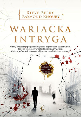 Ebook Wariacka intryga