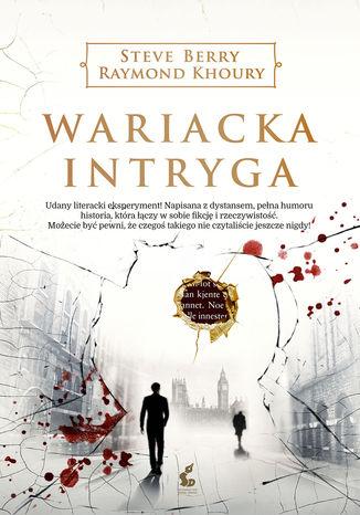 Okładka książki Wariacka intryga