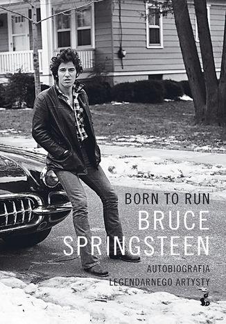 Okładka książki Born to Run