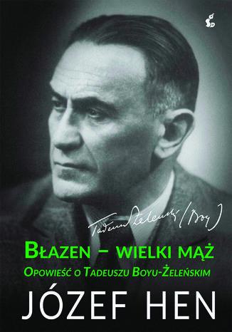 Okładka książki Błazen - wielki mąż
