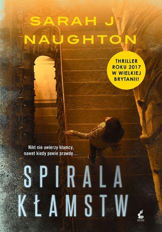Okładka książki/ebooka Spirala kłamstw