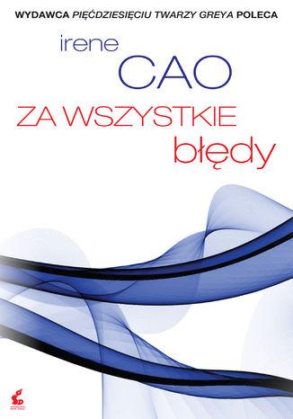 Okładka książki/ebooka Za wszystkie błędy