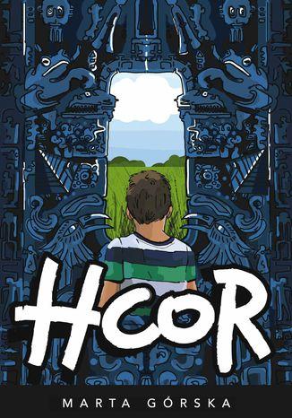 Okładka książki Hcor